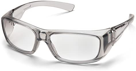 Pyramex Safety SG7910D20 Emerge Grey Frame with Clear +2.0 Lens by Pyramex Safety [並行輸入品]