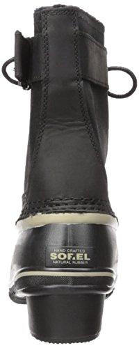 Boot Calf Lace Winter SOREL Women's Black Silver Fancy Ii Mid Sage Yxp0Uwa7qU