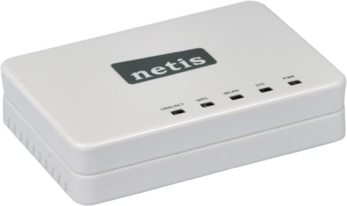 Netis WF2403 Wireless N300 Pocket Size Traveler AP Router / Repeater/ Client All in One, USB Powered, Adapter Included