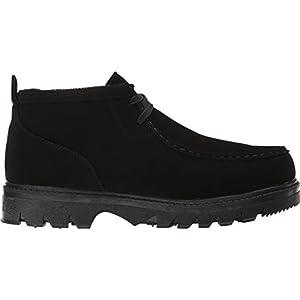 Lugz Men's Walker Black Buck Boot 8 D (M)