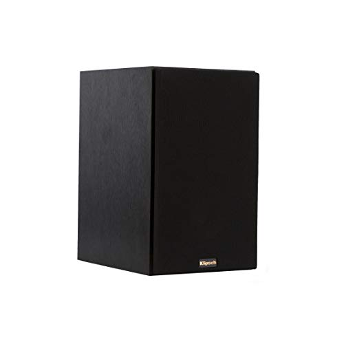 2. Klipsch R-14M 4-Inch Reference Bookshelf Speakers