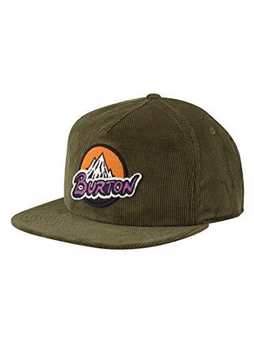 544ba564 Anon Burton Retro Mountain Hat, Martini Olive