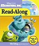 Disney's Monsters, Inc. Read-along, , 0763421758