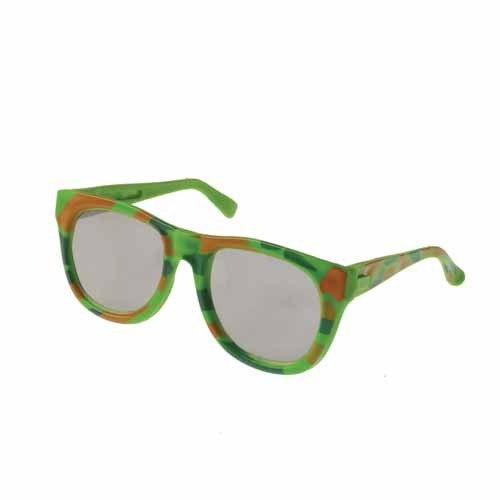 12 Pair Kids Military Camouflage - Siege Sunglasses