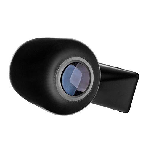 Amandua LCD antipoussi/Ã/¨re Viseur 2.8X Loupe Extender Optique Capot Objectif 180 /Â/° Angle Photographie