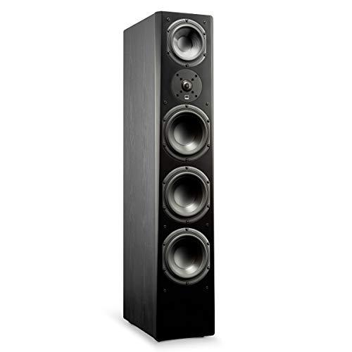 SVS Prime Pinnacle – 3-Way Tower Speaker (Pair) - Premium Black Ash by SVS (Image #1)
