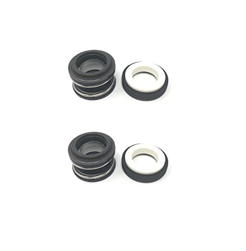 2 Pack Swimming Pool & Spa Pump Shaft Seal 3/4