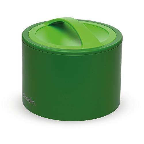Aladdin Bento Lunchbox, 0, 6L, grun, Verde, 15 x 15 x 12,7 cm