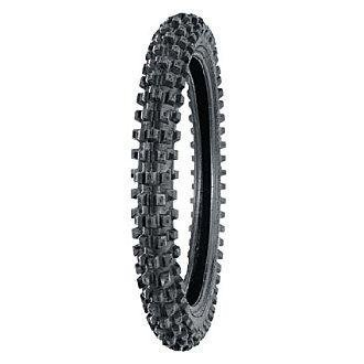 IRC iX-Kids Tire - Rear - 80/100-12 , Position: Rear, Load Rating: 50, Speed Rating: M, Tire Size: 80/100-12, Rim Size: 12, Tire Type: Offroad, Tire Application: Intermediate T10029
