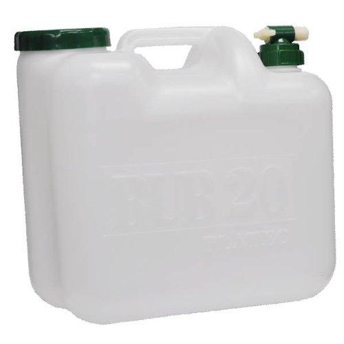 ハードタイプの水タンク