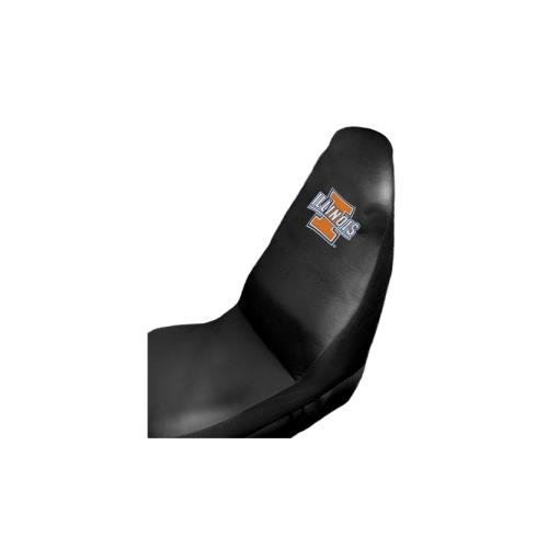 Illini Car Seat Cover