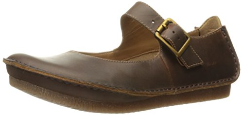 Clarks Women's Janey June Mary Jane Flat