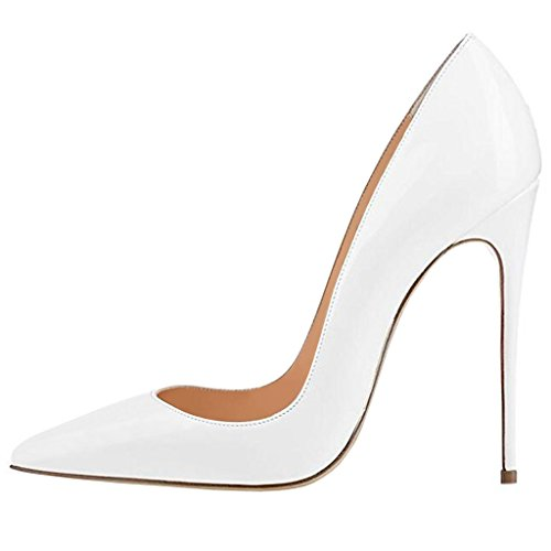 White Heels Size 11   All-My-Shoes.com