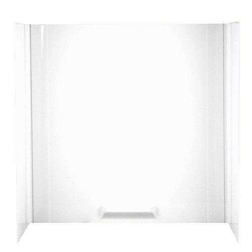 Swanstone HA-58-010 Tub Wall Kit, 30-Inch x 60-Inch x 58-...