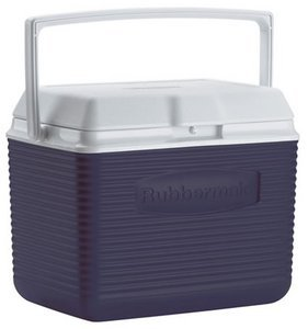 Rubbermaid Home Products 325-FG2A1104MODBL 10 Quart44; Ice Chest ()