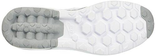 Nike Air Max Turbulence LS, Scarpe da Corsa Uomo Multicolore (Wolf Grey/Pure Platinum/White)