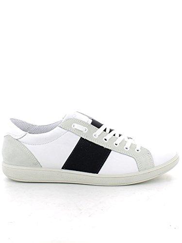 IGI&CO 76750/00 hombre bajas zapatillas blancas Color blanco
