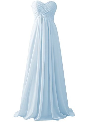 light blue maid dress - 9