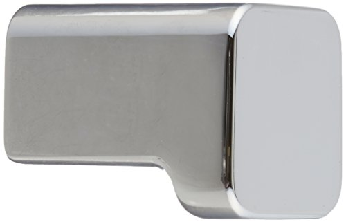 Chrome Knob Cabinet Pull Accessory (Moen YB8805CH 90 Degree Cabinet Knobs and Drawer Pulls,)