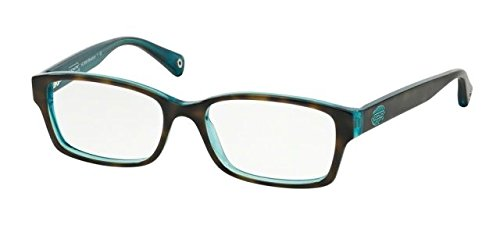 Eyeglasses Coach 0HC6040 5116 DARK - Glasses Coach Reading