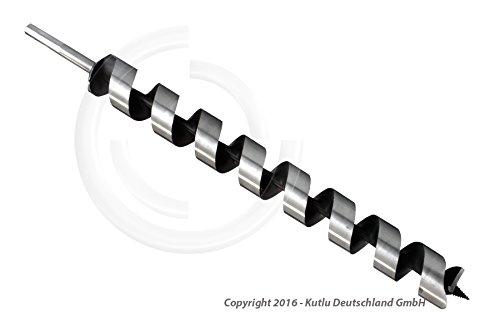 Schlangenbohrer Form Lewis für Holz 40 x 460 mm