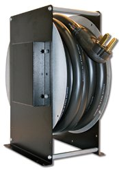 Technology Research CC50DO1RSR 50 Amp Reel with 34' Power Cord by Technology Research