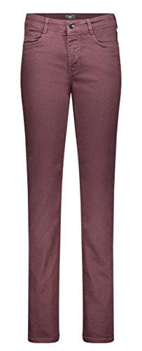 MAC Damen Jeans Angela 5240 dark oxblood 467R