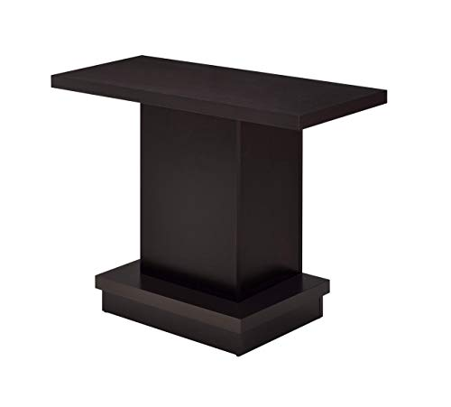 Coaster 705169-CO Console Table, Cappuccino