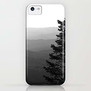 Society6 - Mountain Layers iPhone & iPod Case by Jillian Schipper