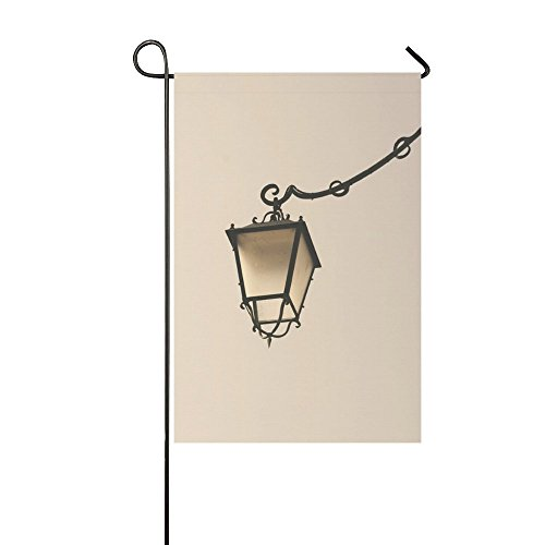 Home Decorative Outdoor Double Sided Street Light Lamp Post