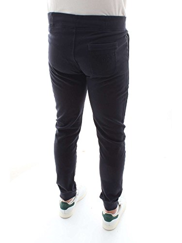 Uomo M Wopan1171 Blu Woolrich Pantaloni v4wEg
