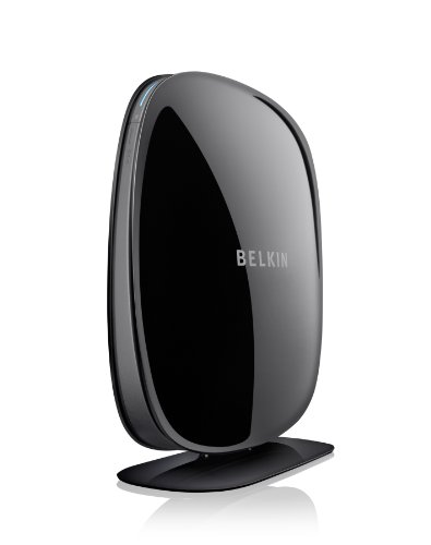 Belkin Play N600 DB Wireless Dual-Band N+ Router