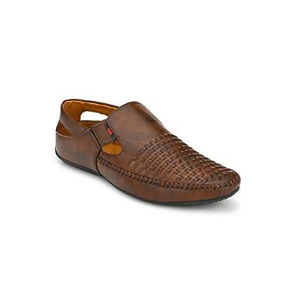 Fentacia Mens Fishermen Sandals