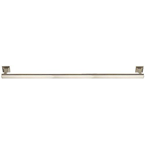 new Alno A7420-30-SN Manhattan Modern Towel Bars, Satin Nickel