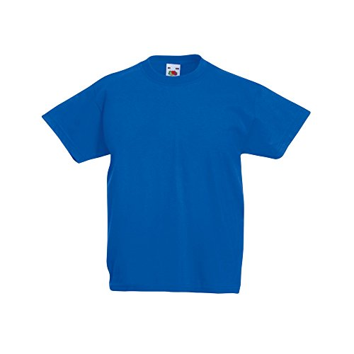 Fruit of the Loom Childrens/Kids Original Short Sleeve T-Shi