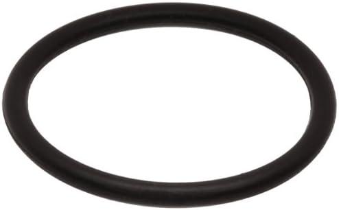 1-7//16 ID 1-11//16 OD 221 O-Ring 1//8 Width Buna-N 90A Durometer Pack of 100 Black