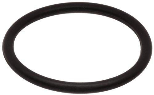 009 Buna-N O-Ring, 90A Durometer, Round, Black, 7/32