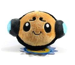 "Pokemon Center Black & White Plush Toy - 5"" Tympole / Otamaro (Japanese Import)"
