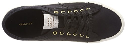 cheap sale with credit card Gant Women's Zoe Trainers Black (Black G00) discount low price get authentic best seller 8n1cNWyqj