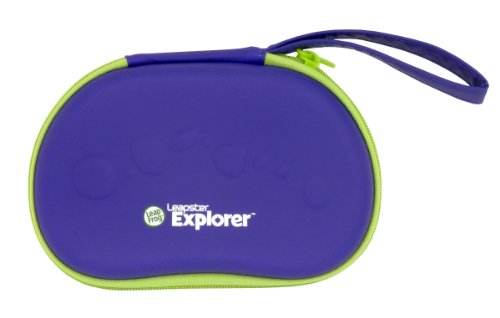 (LeapFrog Leapster Carrying Case, Purple )