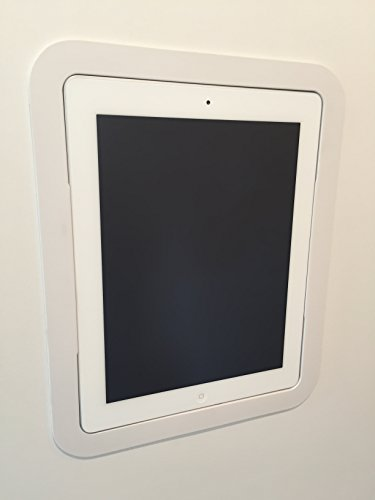 in-Wall iPad Mount for iPad 2, 3, and 4 (Best Home Automation System Ipad)