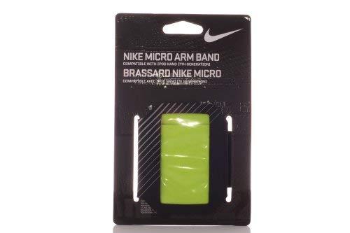 Nike Micro Arm Band (compatible with iPod Nano 7th generation) black/silver