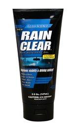 Rain Clear Glass Polish Protectant