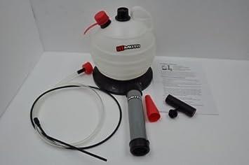 HT Moto Aceite Extractor Remover Depósito de succión drenaje Cambio Bomba engineâ: Amazon.es: Coche y moto