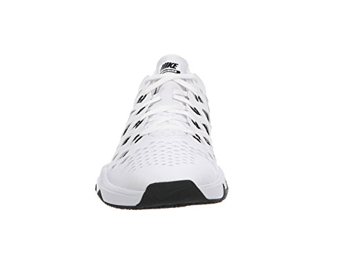 Nike Mens Train Speed 4 White/Black Synthetic Cross-Trainers Shoes 9.5 M US SyAKBieq4d