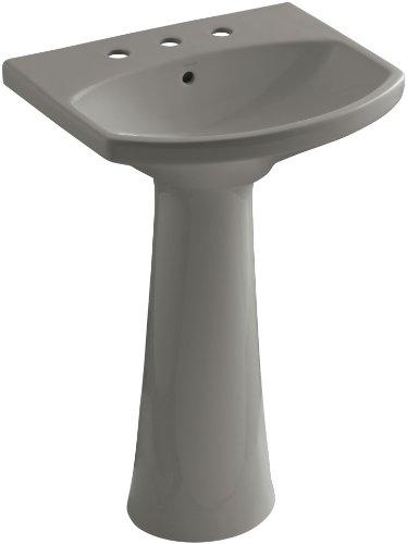 Center Pedestal Sink - 1
