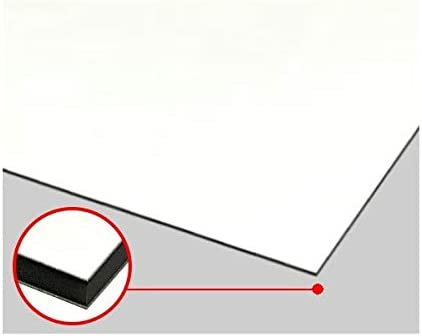 セキスイスチールアートパネルホワイトボード(マーカー用)3mm 450×900mm 縮小カット1枚無料 (メーカー規格板は法人限定出品に移行しました)