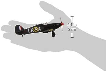 Easy Model 1:72 Scale Hurricane MkII 87 Sqn lead1940//41 Model Kit