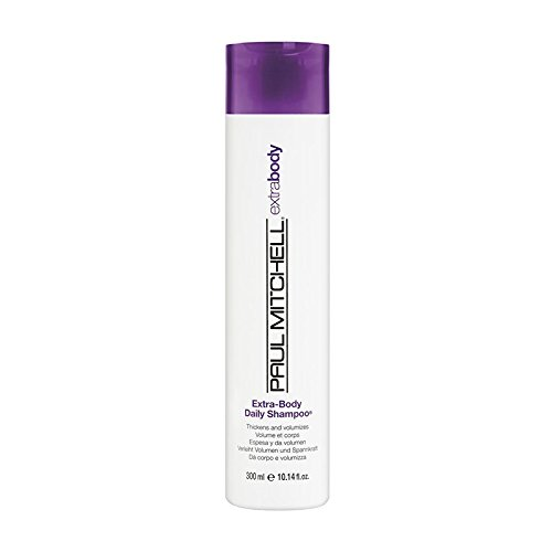 Paul Mitchell Extra-body Daily Shampoo, Thicken and Volumizes, 10.14-ounce