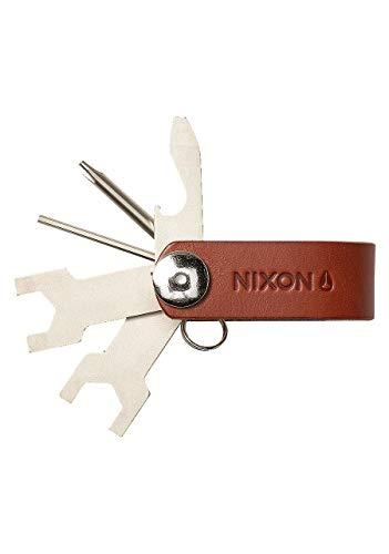 Nixon Men's Terrain Keychain Brown One Size